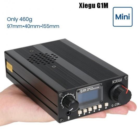 Трансивер Xiegu G1M/SDR