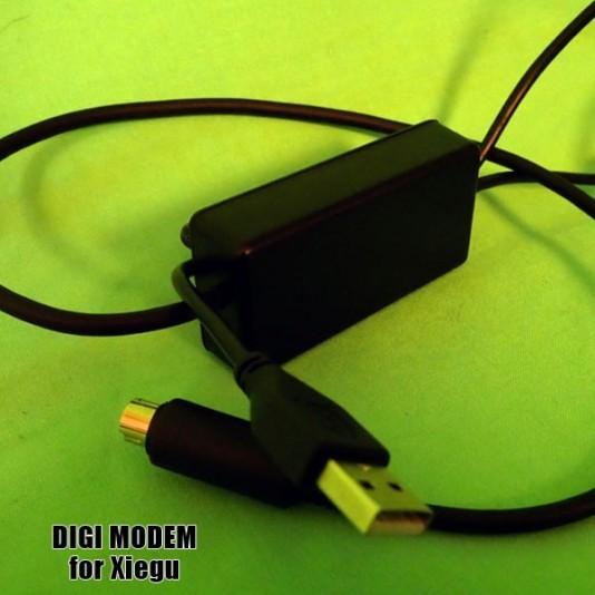 Модем для Digatal mode Xiegu G90