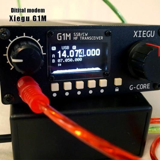 Модем для Digatal mode Xiegu G1M