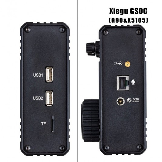 Модуль GSOC (Panadapter) для XIEGU G90/X5105